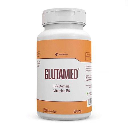Glutamed 500 mg 60 cápsulas Catalmedic