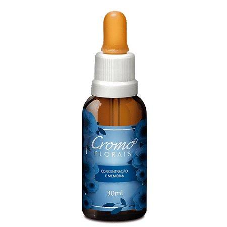 CromoFloral Adulto Concentração e Memória  30 ml
