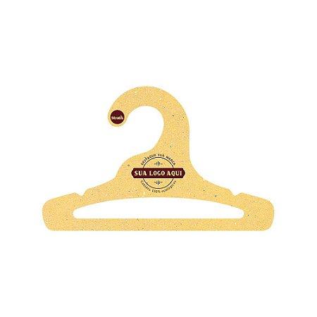 Cabide Personalizado com sua logo / Infantil Aberto / Color Face / CS101
