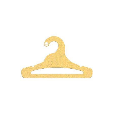 Cabide Juvenil Aberto - Color Face - Amarelo - CS103