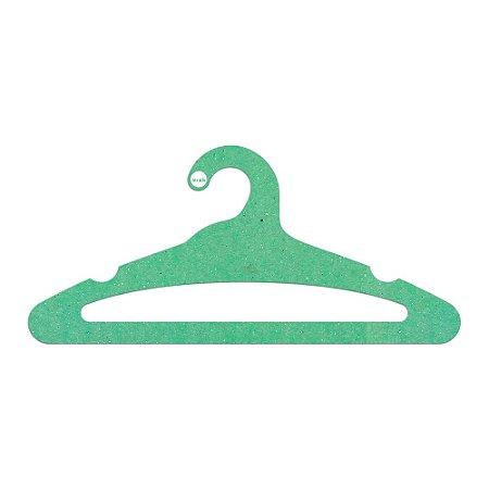 Cabide Adulto Aberto - Color Face - Verde Claro -  CS105