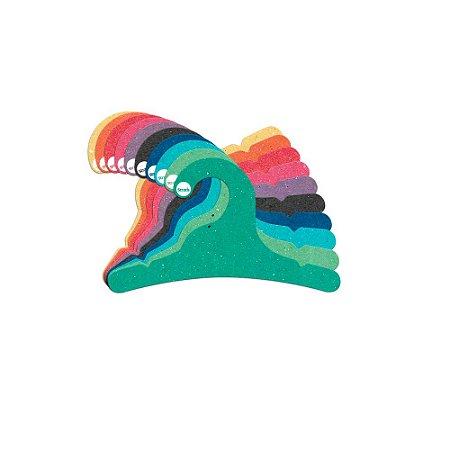 Atacado - Cabide Infantil - Color Face - CS100