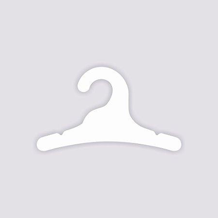 Atacado - Cabide Juvenil - Capa Branca - CS102