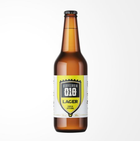 Cerveja Lager Long Neck 355ml