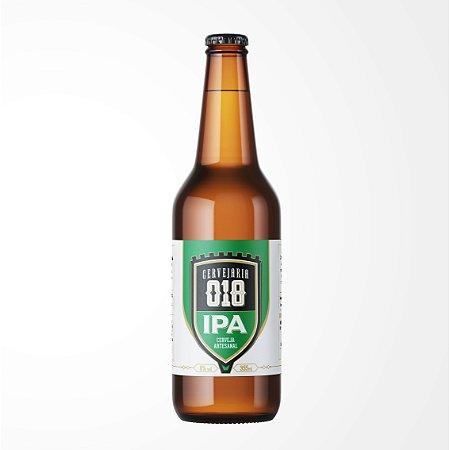 Cerveja IPA Long Neck 355ml