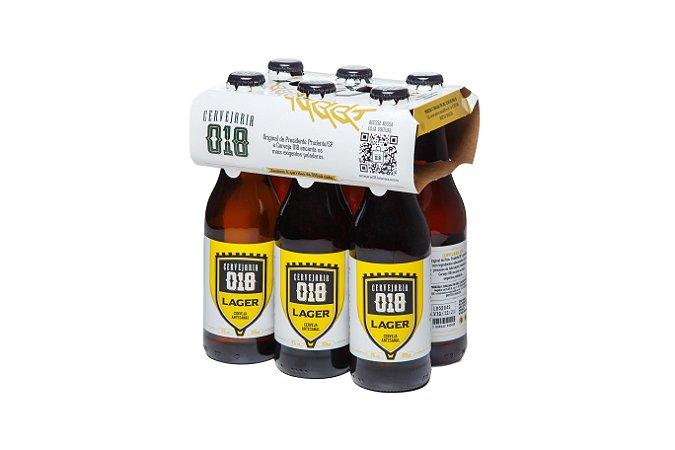 Pack Cerveja Lager - 6 Unidades