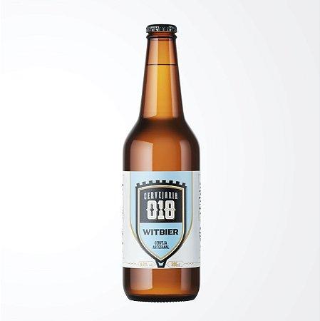 Cerveja Witbier Long Neck 355ml