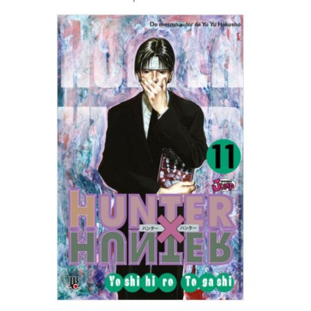 Hunter X Hunter #11