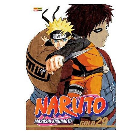 Naruto Gold - 29