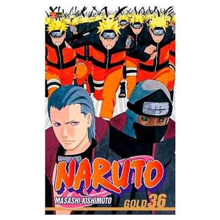 Naruto Gold - 36