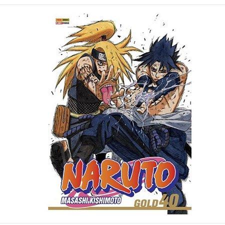 Naruto Gold - 40