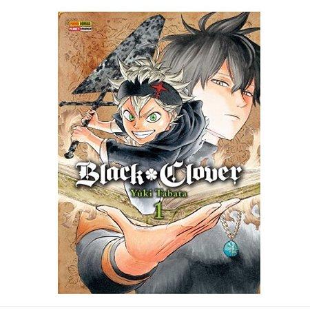 Black Clover - Edição 01