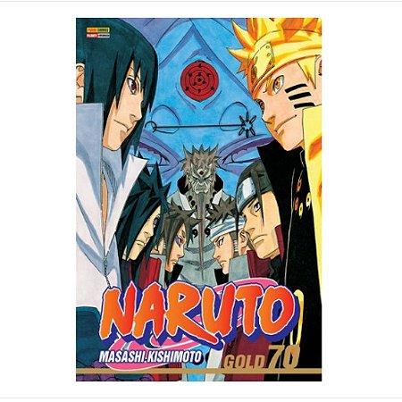 Naruto Gold - 70