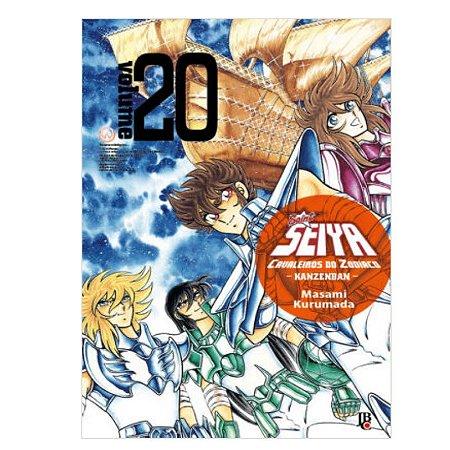 Cavaleiros do Zodiaco – Saint Seiya [Kanzenban] #20