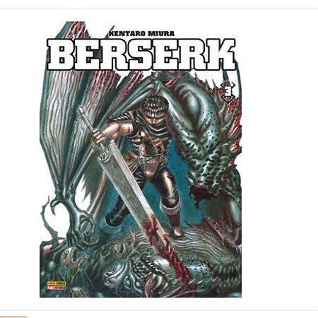 Berserk - Edição De Luxo - 03