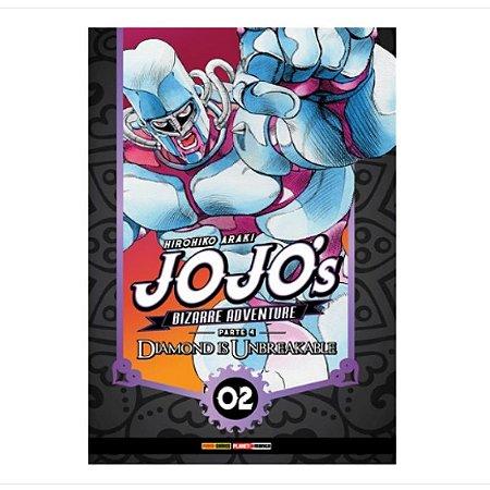 Jojo's Bizarre Adventure-Parte 04: Diamond is Unbreakable Vol. 02
