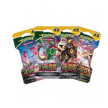 Pokémon-EE7 -Céus em Evolução- 24 Blisters Unitários