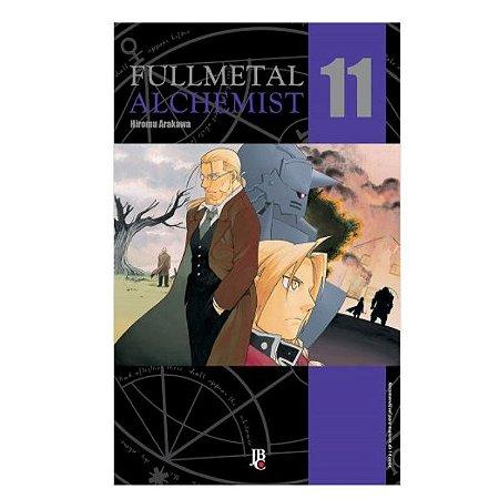 Fullmetal Alchemist ESP. #11