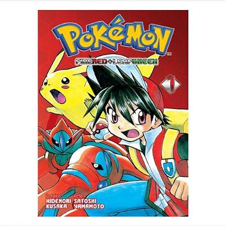 Pokémon FireRed & LeafGreen - 01