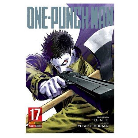 One-Punch Man - Edição 17