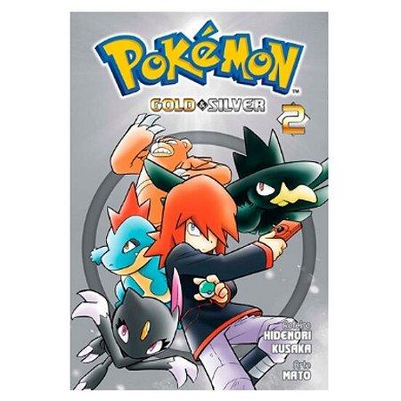 Pokémon Gold & Silver - Edição 2