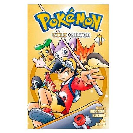 Pokémon: Gold & Silver - Edição 1