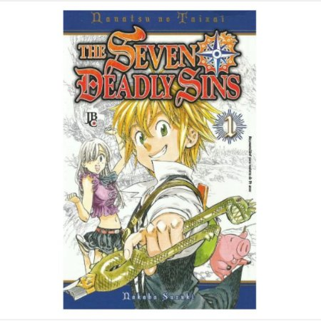 The Seven Deadly Sins #01
