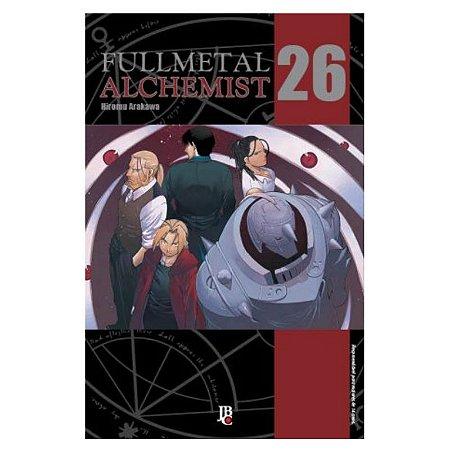 Fullmetal Alchemist ESP. #26