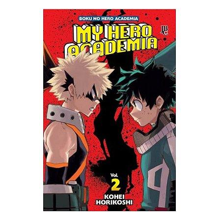 My Hero Academia #02