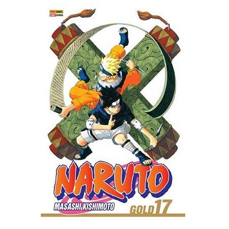 Naruto Gold - Edição 17
