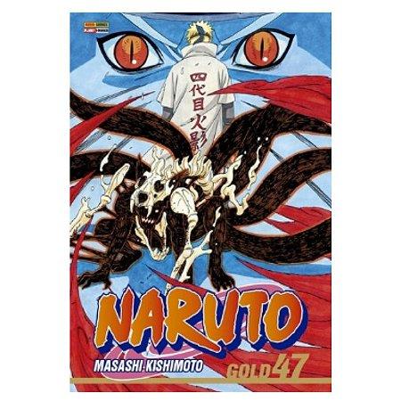 Naruto Gold - Edição 47