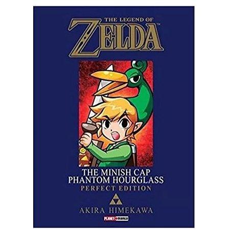 The Legend of Zelda: The Minish Cap Phantom Hourglass