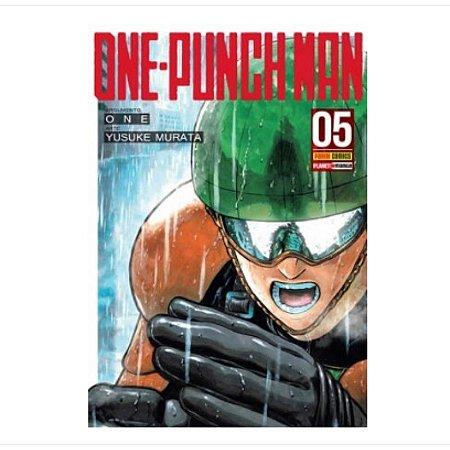 One-Punch Man - Edição 5