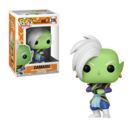 Pop Funko: Dragon Ball Super-Zamasu