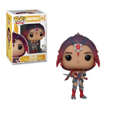 Pop Funko: Fortnite Valor