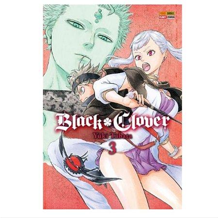 Black Clover - Edição 3