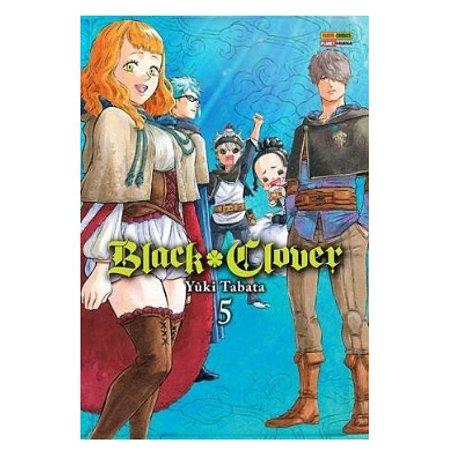 Black Clover - Edição 5