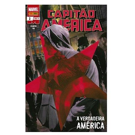 Capitão América - Volume 2