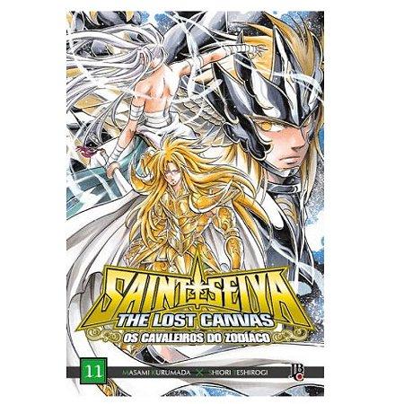 Cavaleiros do Zodiaco - Saint Seiya - The Lost Canvas ESP. #11