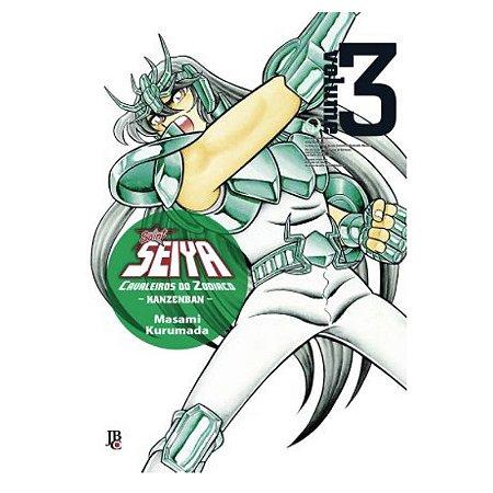 Cavaleiros do Zodiaco – Saint Seiya [Kanzenban] #03