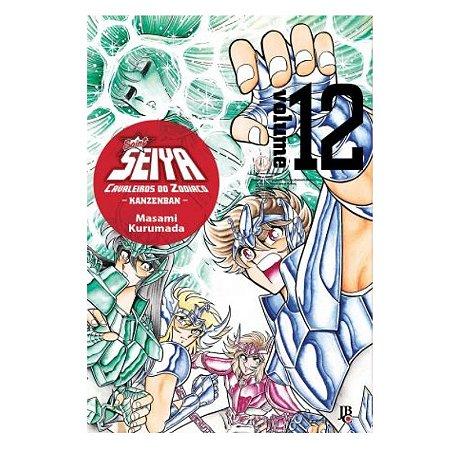 Cavaleiros do Zodiaco – Saint Seiya [Kanzenban] #12