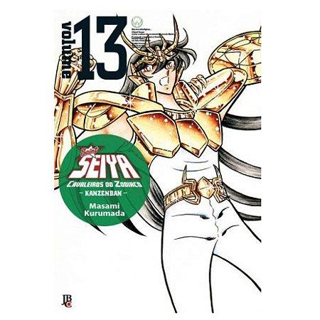 Cavaleiros do Zodiaco – Saint Seiya [Kanzenban] #13
