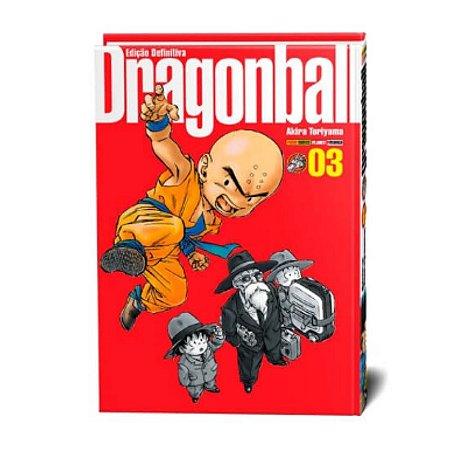 Dragon Ball - Vol. 3- Edição Definitiva (Capa Dura)