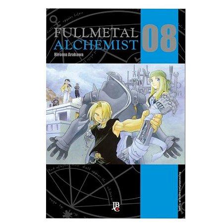 Fullmetal Alchemist ESP. #08
