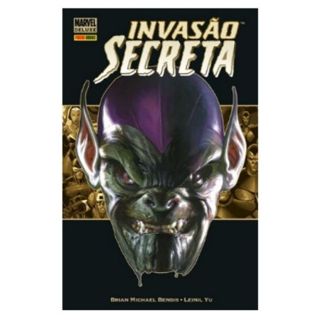 Invasão Secreta - Marvel Deluxe