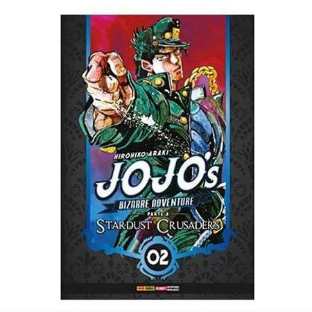 Jojo's Bizarre Adventure Parte 3: Stardust Crusaders Vol 2