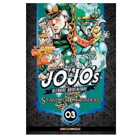 Jojo's Bizarre Adventure Parte 3: Stardust Crusaders Vol 3