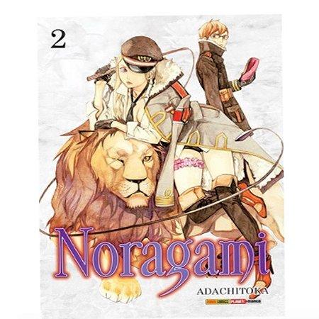 Noragami Volume 02
