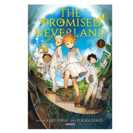 Mangá The Promised Neverland - Volume 1