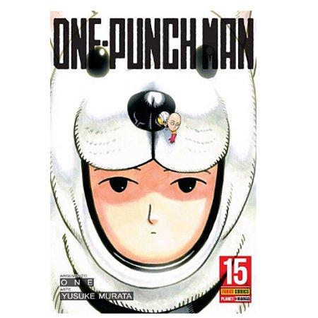 One-Punch Man - Edição 15